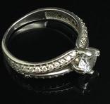 Набор из кольца и серег, фото №5