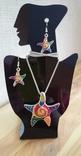Набор украшений Морская звезда, фото №2