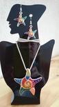 Набор украшений Морская звезда, фото №3