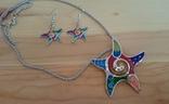 Набор украшений Морская звезда, фото №4