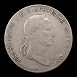 "№2017 ""1 Thaler - Franz I (1 талер Франц I ) Austria - Habsburg photo 1"