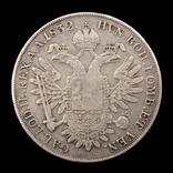 "№2017 ""1 Thaler - Franz I (1 талер Франц I ) Austria - Habsburg photo 2"