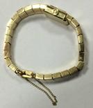 Омега Omega золотой Корпус и браслет photo 5