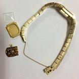 Омега Omega золотой Корпус и браслет photo 7