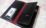 Клатч, портмоне-кредитница WOERFU без резерва