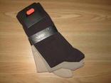 Элитные носки из Германии,лот - 3 пары, 39-42 р.