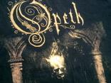 Opeth - черная футболка