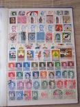 Альбом з марками 900 шт. photo 1