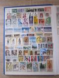 Альбом з марками 900 шт. photo 2