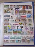Альбом з марками 900 шт. photo 9