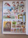 Альбом з марками 900 шт. photo 10