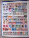 Альбом з марками 900 шт. photo 12