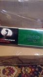 "Сигареты ""Marble mentol"" (Швейцария) photo 2"