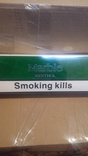 "Сигареты ""Marble mentol"" (Швейцария) photo 7"
