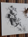 1183. Открытка М.С.Шкарлетова.Герой Советского Союз photo 3