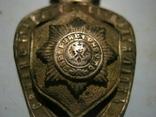 Знак Сводно-гвардейский батальон обр.1883 г. photo 3