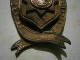 Знак Сводно-гвардейский батальон обр.1883 г. photo 4