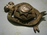 Знак Сводно-гвардейский батальон обр.1883 г. photo 9