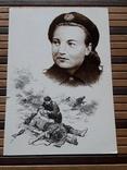 1186. Открытка Г.К.Петрова.Герой Советского Союза, фото №2