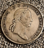 Талер Франциск 1832 А photo 2