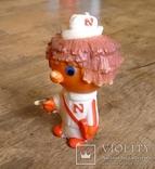 Польская винтажная резиновая игрушка, фото №5
