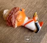 Польская винтажная резиновая игрушка, фото №11