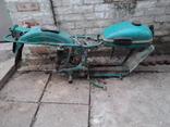 Урал рама мотоцикла и прочее. photo 1