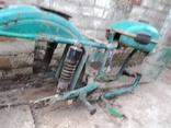 Урал рама мотоцикла и прочее. photo 2