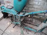 Урал рама мотоцикла и прочее. photo 4