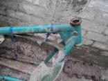 Урал рама мотоцикла и прочее. photo 5