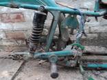 Урал рама мотоцикла и прочее. photo 9