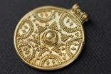 Монетовидна підвіска Х-ХІ століття photo 3