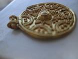 Монетовидна підвіска Х-ХІ століття photo 10