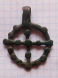 Хрестовидна пiдвiска photo 1