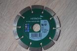 Алмазный диск HITACHI d 125