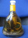 Кобра + Скорпион в бутылке.