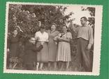 Группа мужчин и женщин Сад Яблоки, фото №2