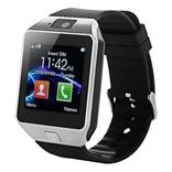 Смарт часы Smart Watch DZ09 Silver photo 1
