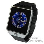 Смарт часы Smart Watch DZ09 Silver photo 4