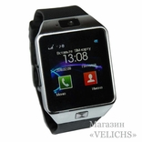 Смарт часы Smart Watch DZ09 Silver photo 6