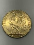 20 франков 1908