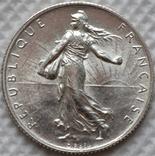 2 франка 1917 года Франция