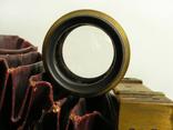 Фотоаппарат деревянный, старинный, Англия. photo 10