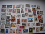 Марки СССР,Монголия,Болгария,Вьетнам и др.(888 шт) photo 8