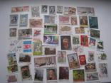 Марки СССР,Монголия,Болгария,Вьетнам и др.(888 шт) photo 9