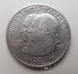 США 50 центов Монро 1923 photo 1