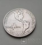 США 50 центов Монро 1923 photo 2