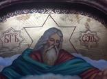 Большая икона Бог Отец photo 5