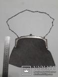 Театральная сумочка, серебро 800*, фото №4