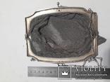 Театральная сумочка, серебро 800*, фото №6
